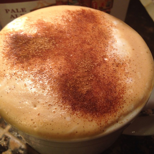 Dharkan Double Shot Cappuccino @ The C At Bay Colony