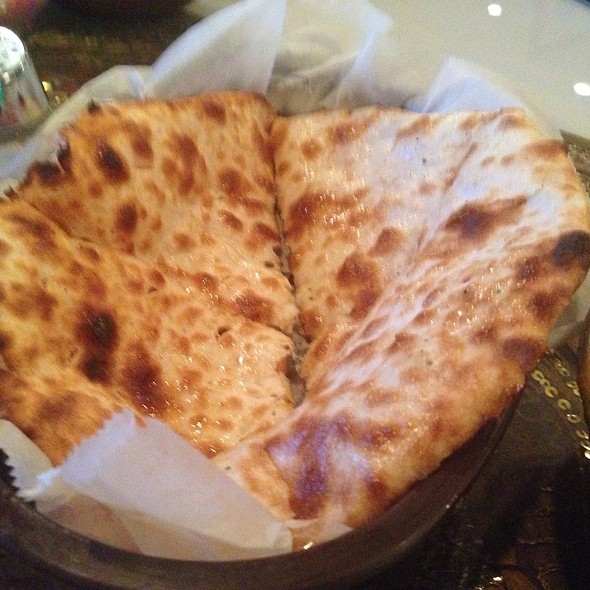 Naan @ Flavors Of India