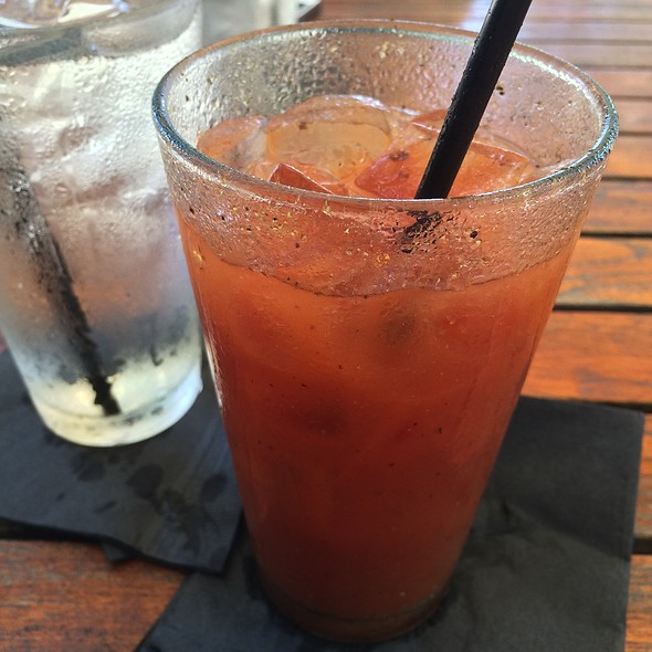 Bloody Mary @ Spice Modern Steakhouse