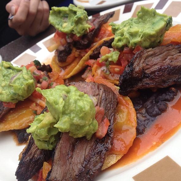Steak Tostadas - Border Grill - Downtown LA, Los Angeles, CA