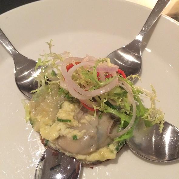 Oyster omelet @ nam nam