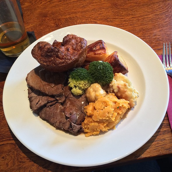 Sunday Roast Beef
