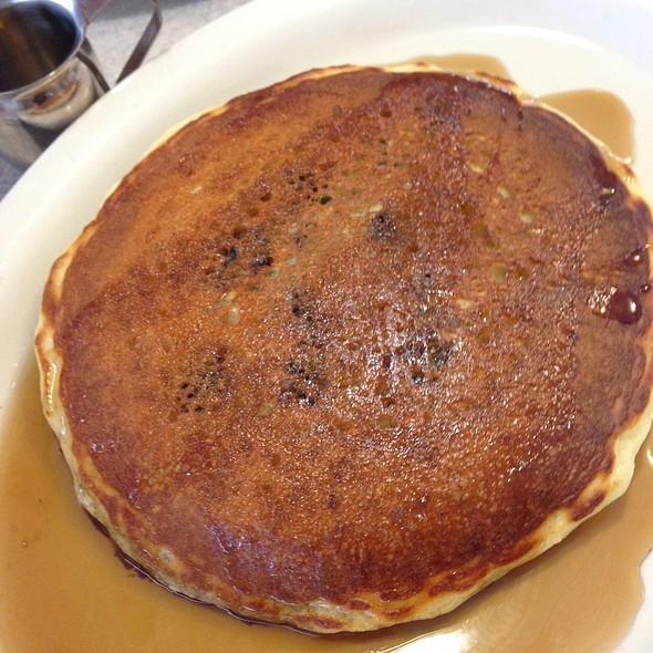 Blueberry Pancakes @ Jim's Restaurant