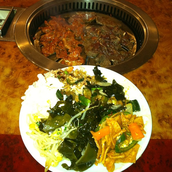 Kalbi Plate - Self Made @ Camellia Buffet