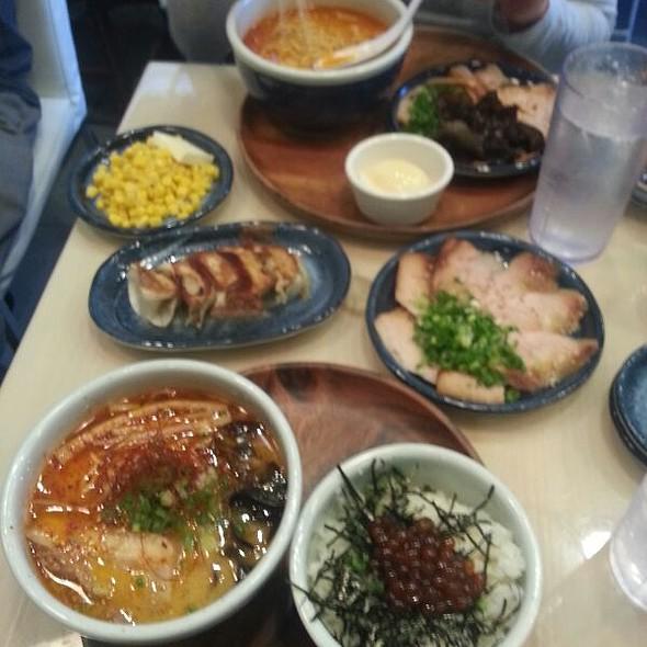 Lunch! @ Hokkaido Ramen Santouka