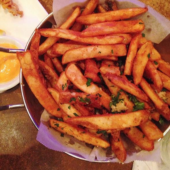 Garlic Fries - Mandaloun, Redwood City, CA