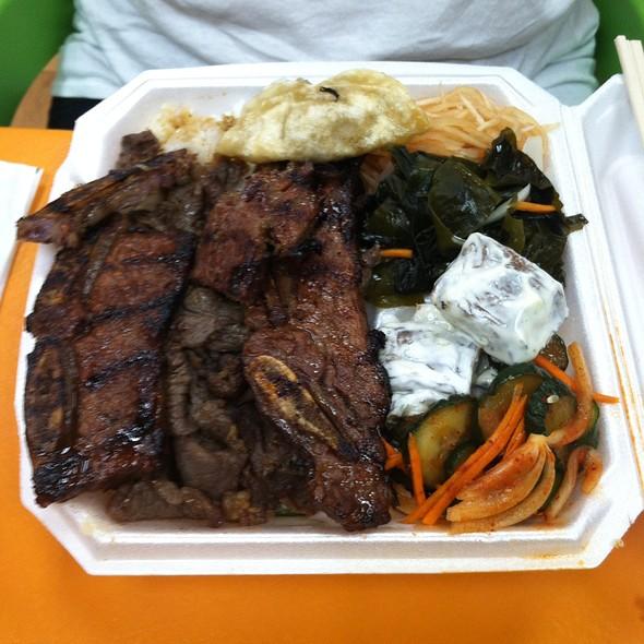 13. Ono Special W/O Chicken @ Ono Korean BBQ (Kapalama Shopping Center)