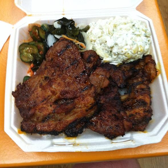 4. Spicy Bbq Pork @ Ono Korean BBQ (Kapalama Shopping Center)