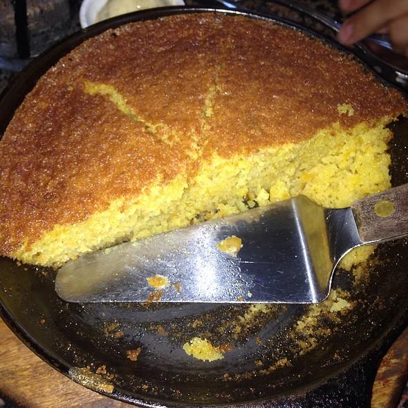 Skillet Cornbread Wedges