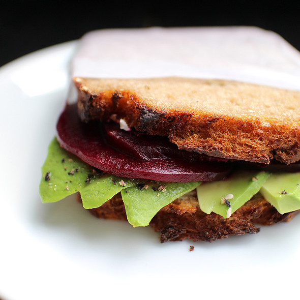 Sandwich @ Am Ende der Welt