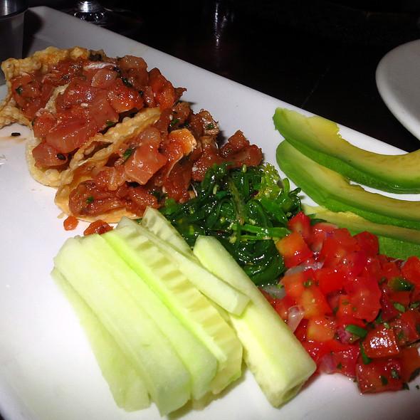 Tuna Tacos - Morton's The Steakhouse - Chicago - The Original, Chicago, IL