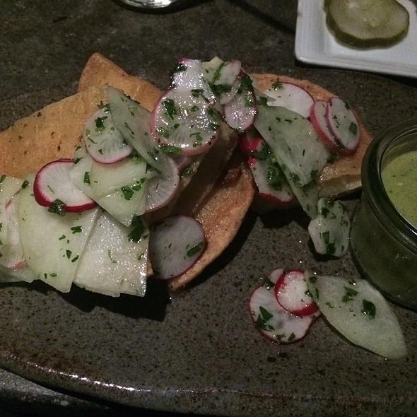 bacalao tacos @ Murray Circle