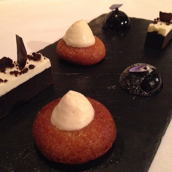 Petit Fours - Roux at The Landau, London