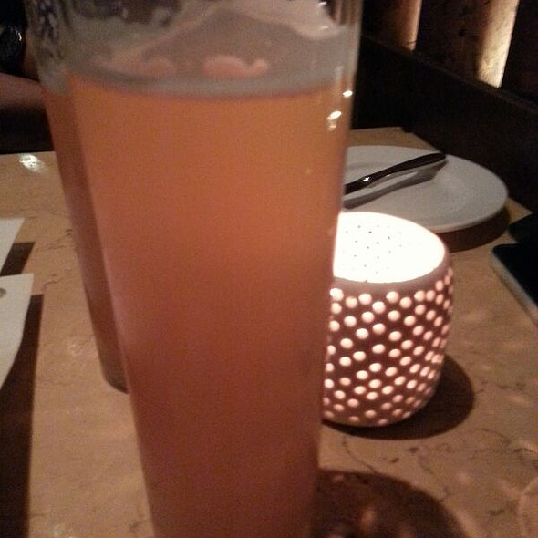 Ginger - Lemon Radler