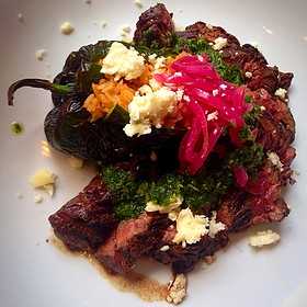 Hanger Steak - Bliss, Philadelphia, PA