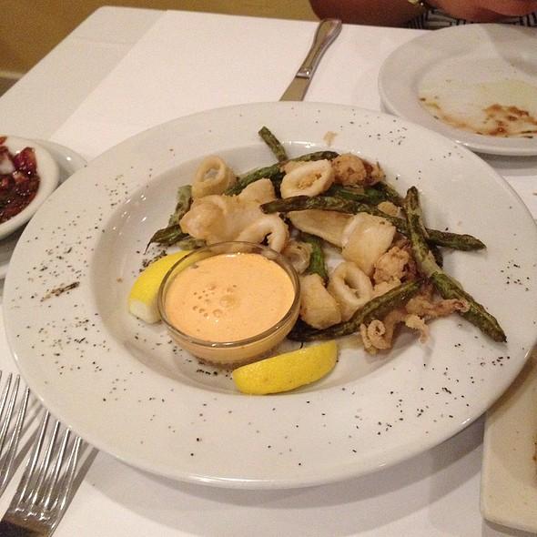 Calamari Fritti @ Ristorante Allegria