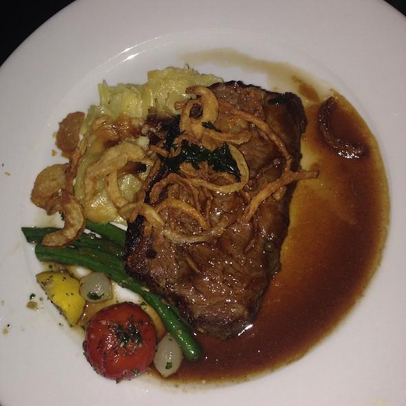 Roasted Beef Strip Loin @ Blue Bayou