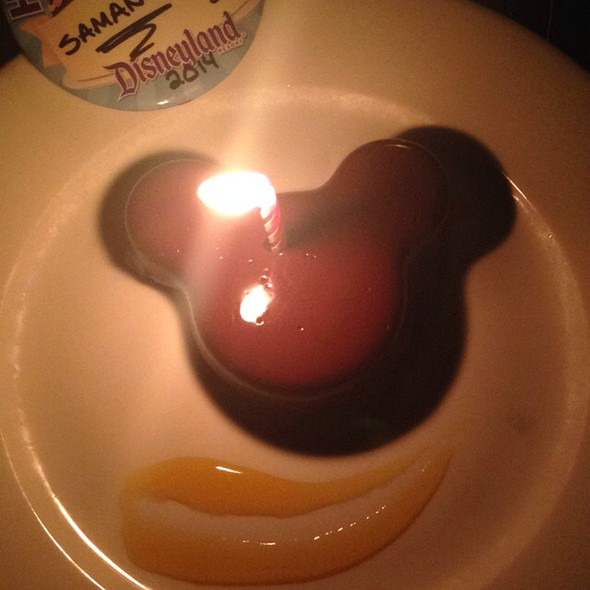 Happy Birthday Mousse @ Blue Bayou