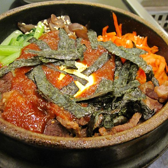 Beef Ishiyaki