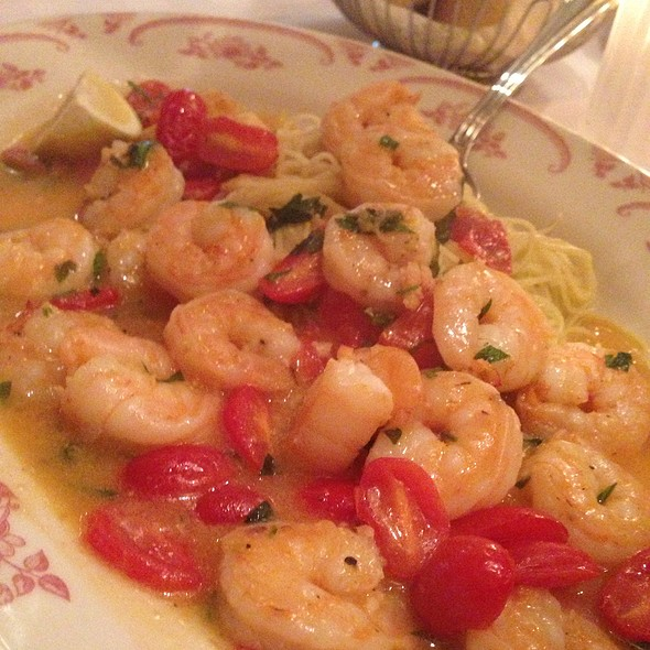 Shrimp Scampi - Maggiano's - Austin, Austin, TX