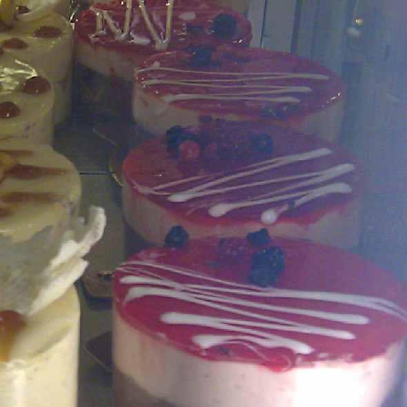 Strawberry Cheesecake @ Le Chocolat