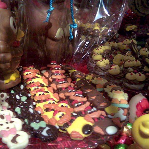 Easter Chocolates @ Le Chocolat