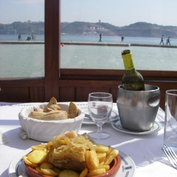Salt Cod @ Cervejaria Portugalia