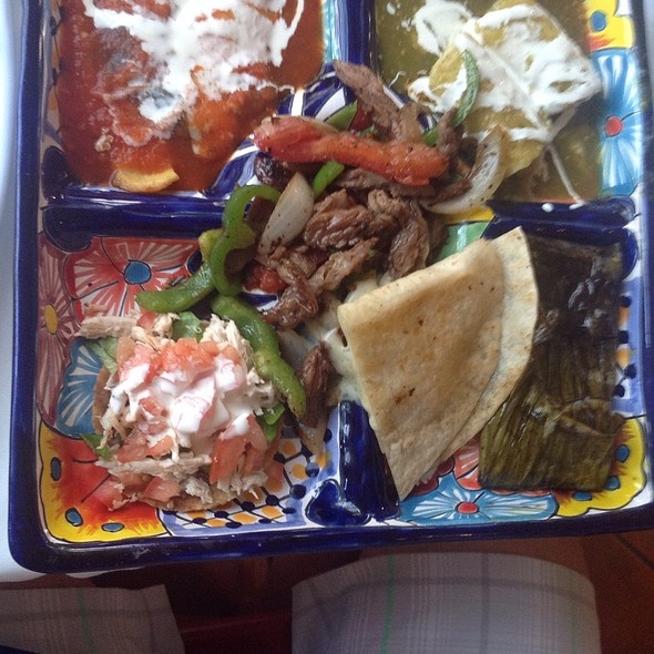 Mexican Platter - Casa Mission - Cozumel, Cozumel, ROO