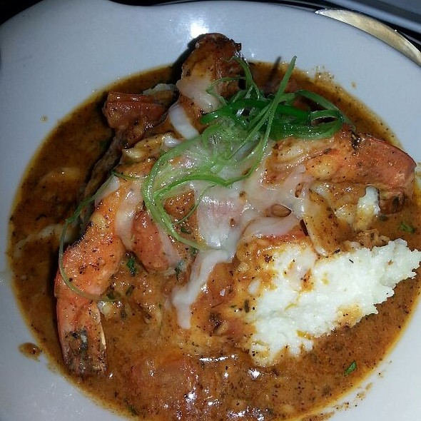 Shrimp & Grits - Oceanaire Seafood Room - Houston, Houston, TX