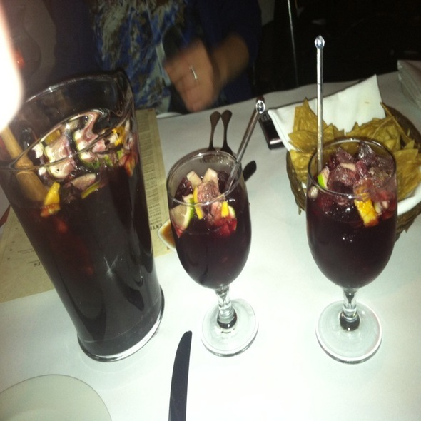 Red Sangria - Besito Mexican - Huntington, Huntington, NY