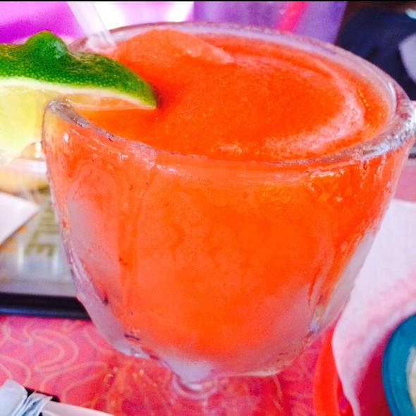 Strawberry Magarita