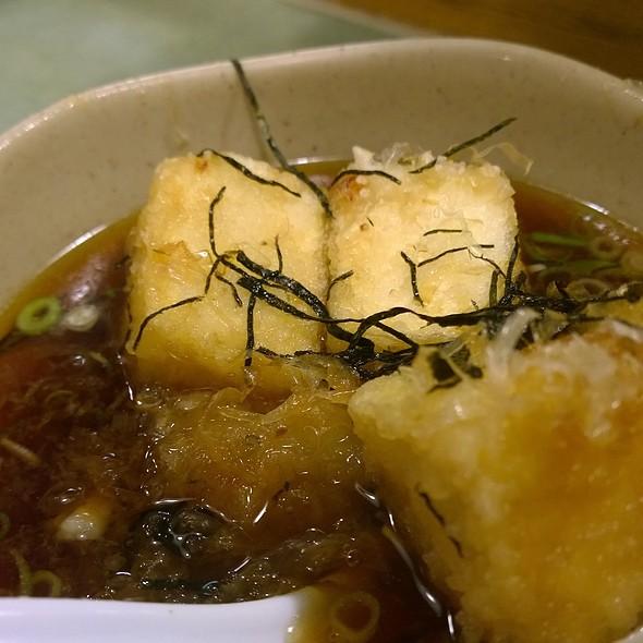 Agedashi @ Hana Restaurant