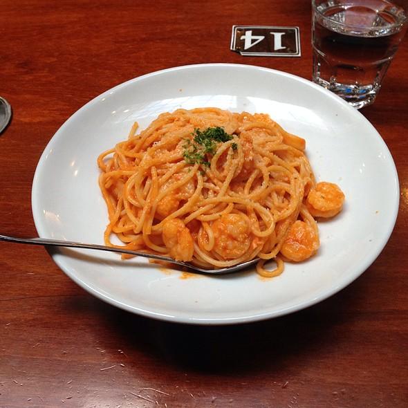 Spaghetti Fruto Di Mare