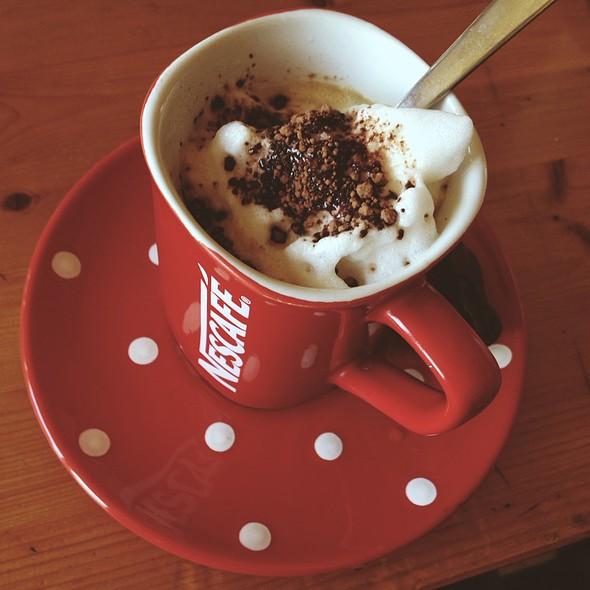 Homemade Nescafé