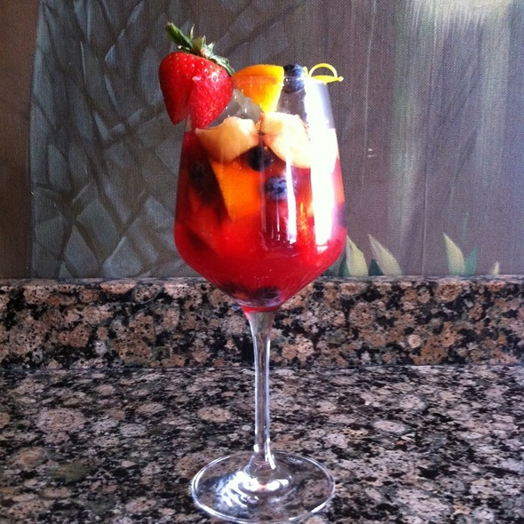 Sangria - Explorers - Royal Sonesta Harbor Court Baltimore, Baltimore, MD