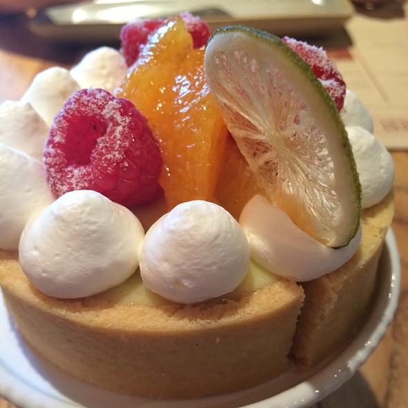 Key Lime Tart @ Highball & Harvest - The Ritz-Carlton Orlando, Grande Lakes
