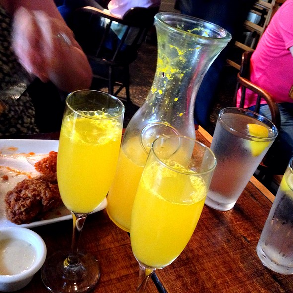 Mimosa @ Oddfellows