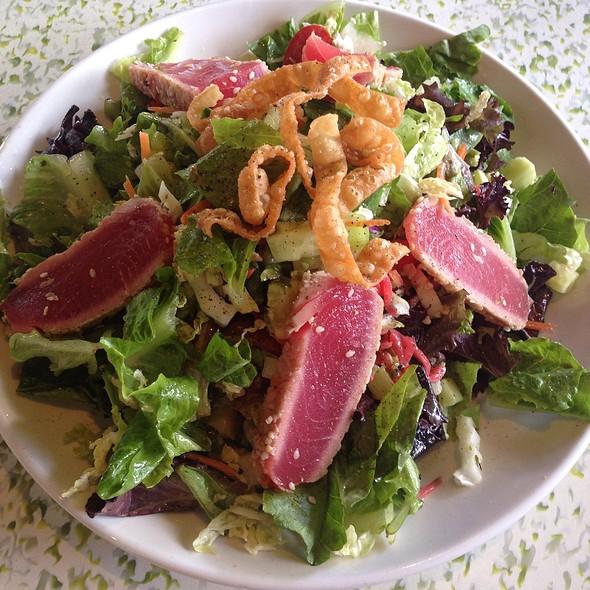 Ahi Salad @ Tin Leaf Fresh Kitchen