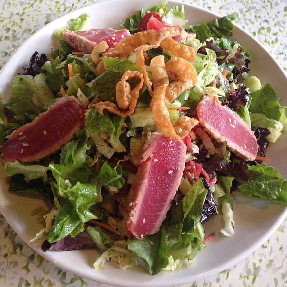 Ahi Salad @ Tin Leaf Fresh Kitchen