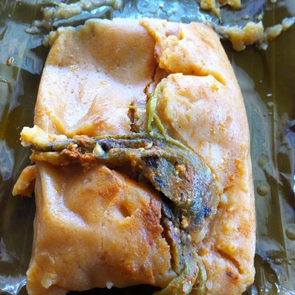Pache @ tikal guatemalan cuisine