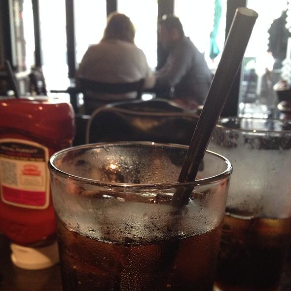 Coke Soda  - Rock Bottom Brewery Restaurant - Boston, Boston, MA