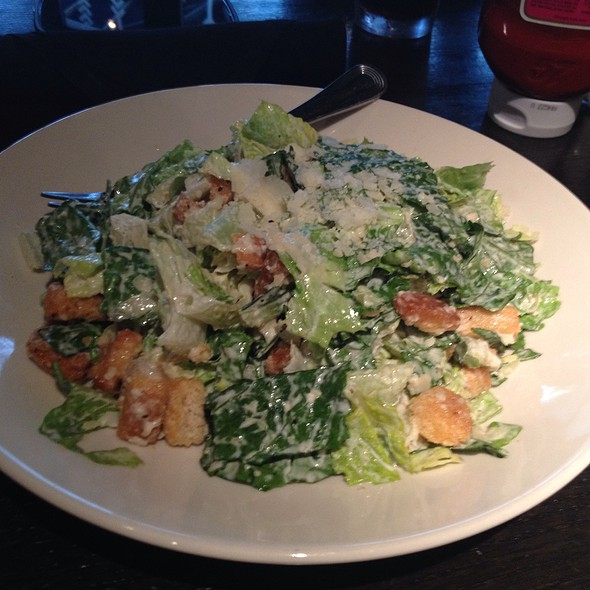 Cesar Salad - Rock Bottom Brewery Restaurant - Boston, Boston, MA