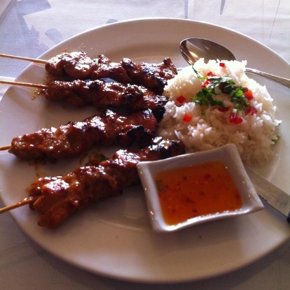 Suriya Moo Yang @ suriya thai restaurant