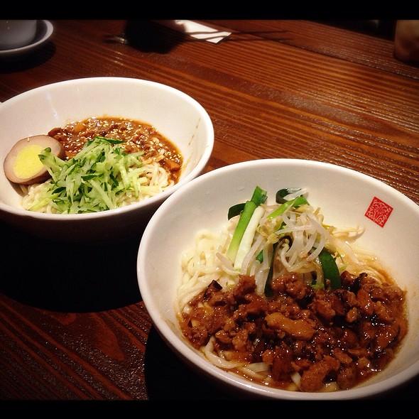 功夫麵   Kung-Fu Noodles @ 春水堂
