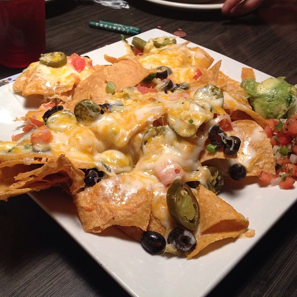 Nachos @ Salem Beer Works