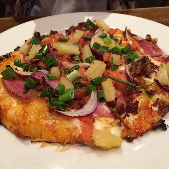 Maui Zaui Pizza @ Giovanni Pastrami