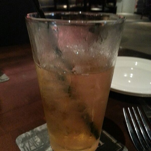 Blackberry Jasmine Green Tea @ Yard House Rancho Mirage