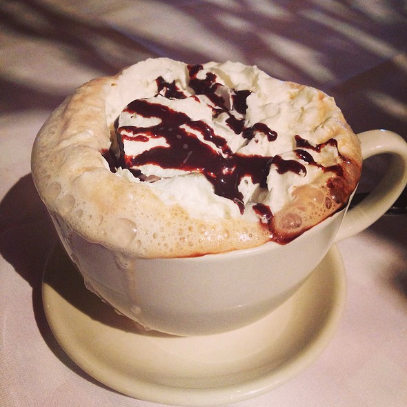 Cafe Mocha @ Maggiano's Little Italy