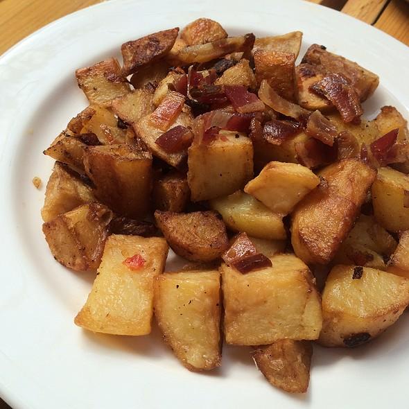 Breakfast Potatoes @ Red Rocks Neapolitan Bistro