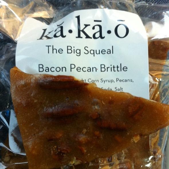 The Big Squeal @ Kakao Chocolate